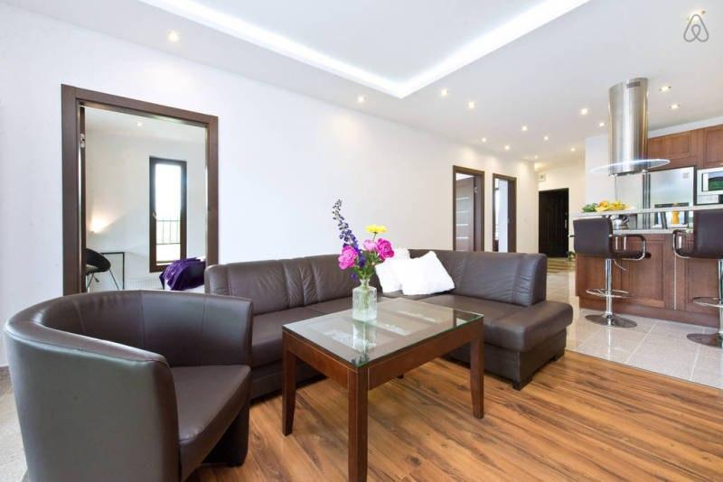 Apartament 93 m2 /6+2