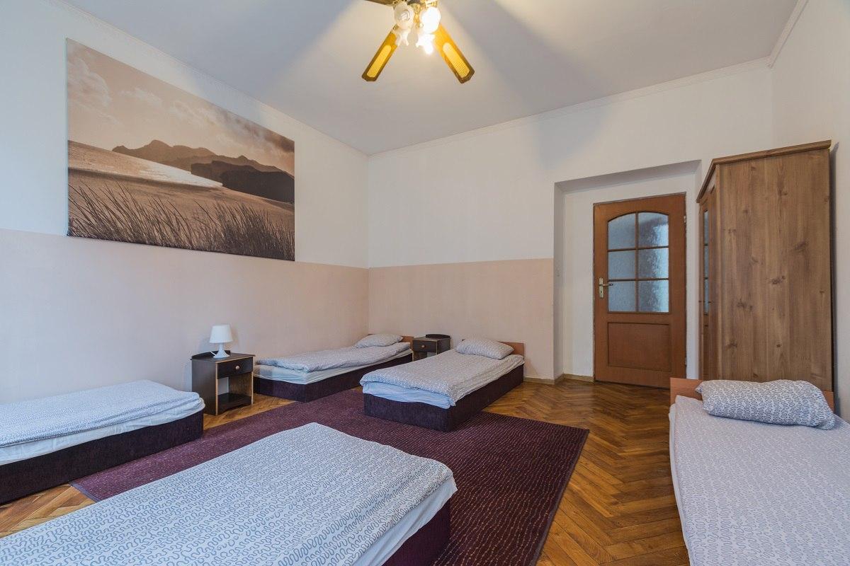 Sleep Krak Apartments
