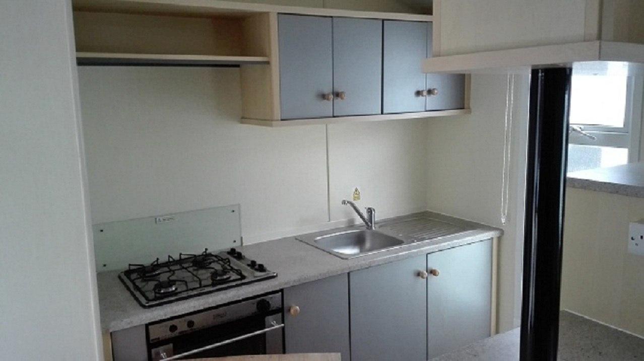 Aneks kuchenny w domku holenderskim