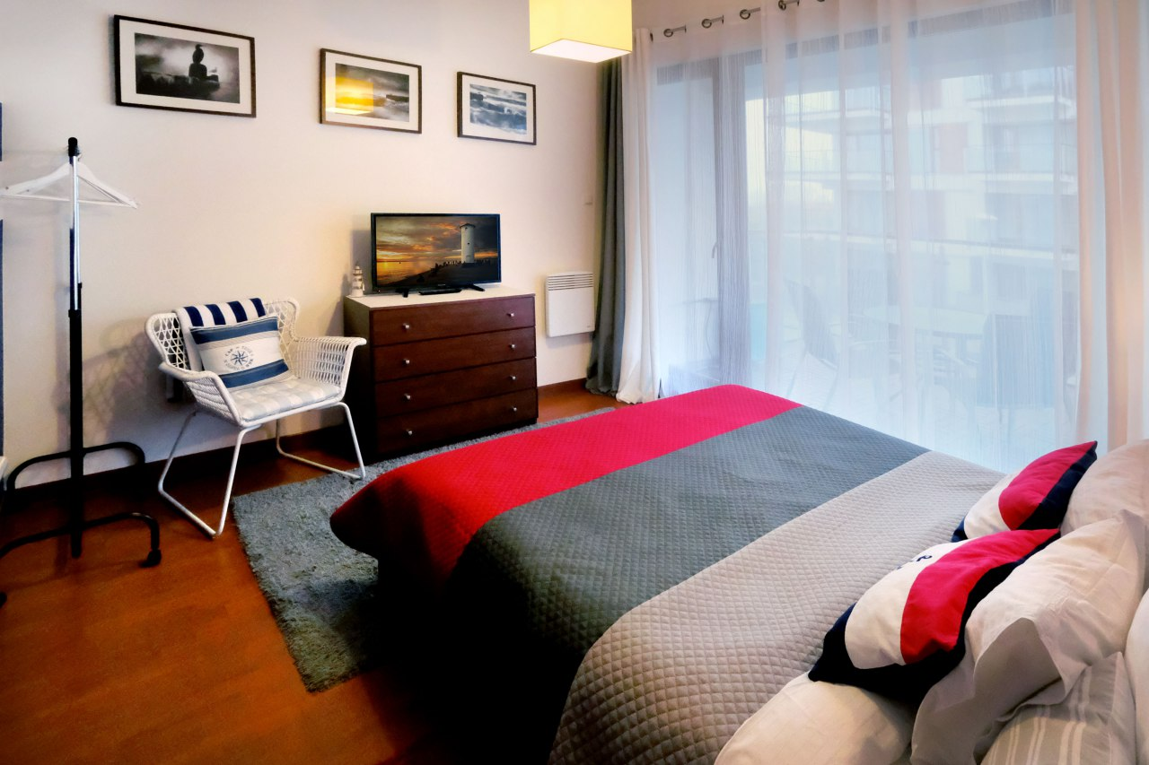 Apartament Baltic Plaża 1.1.1