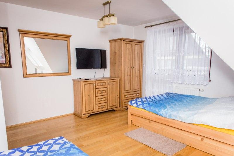 "Apartament ""Zacisza Tetmajera"""