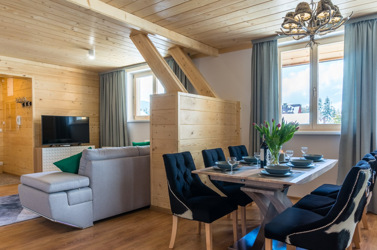 Apartament Gold - Aparthotel Delta Boutique