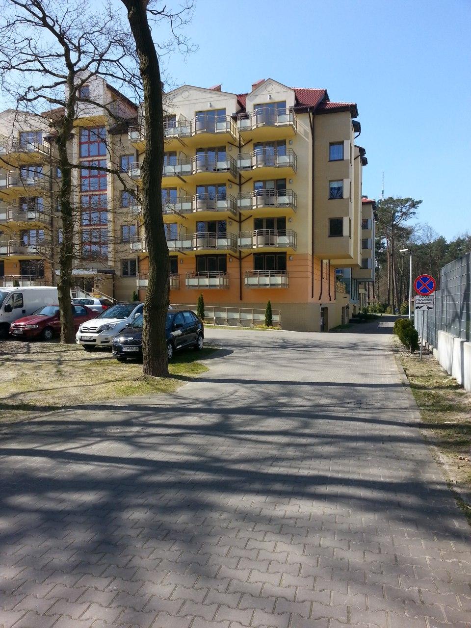 Apartament Zdrojowa