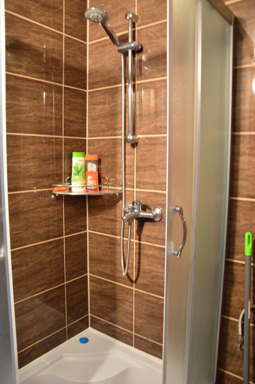 łazienka pokój nr 3 (pokój 2 osobowy)
