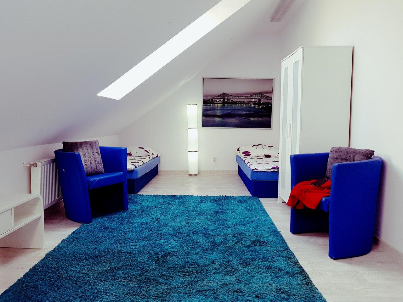 Mieszkanie 2, pokój 1