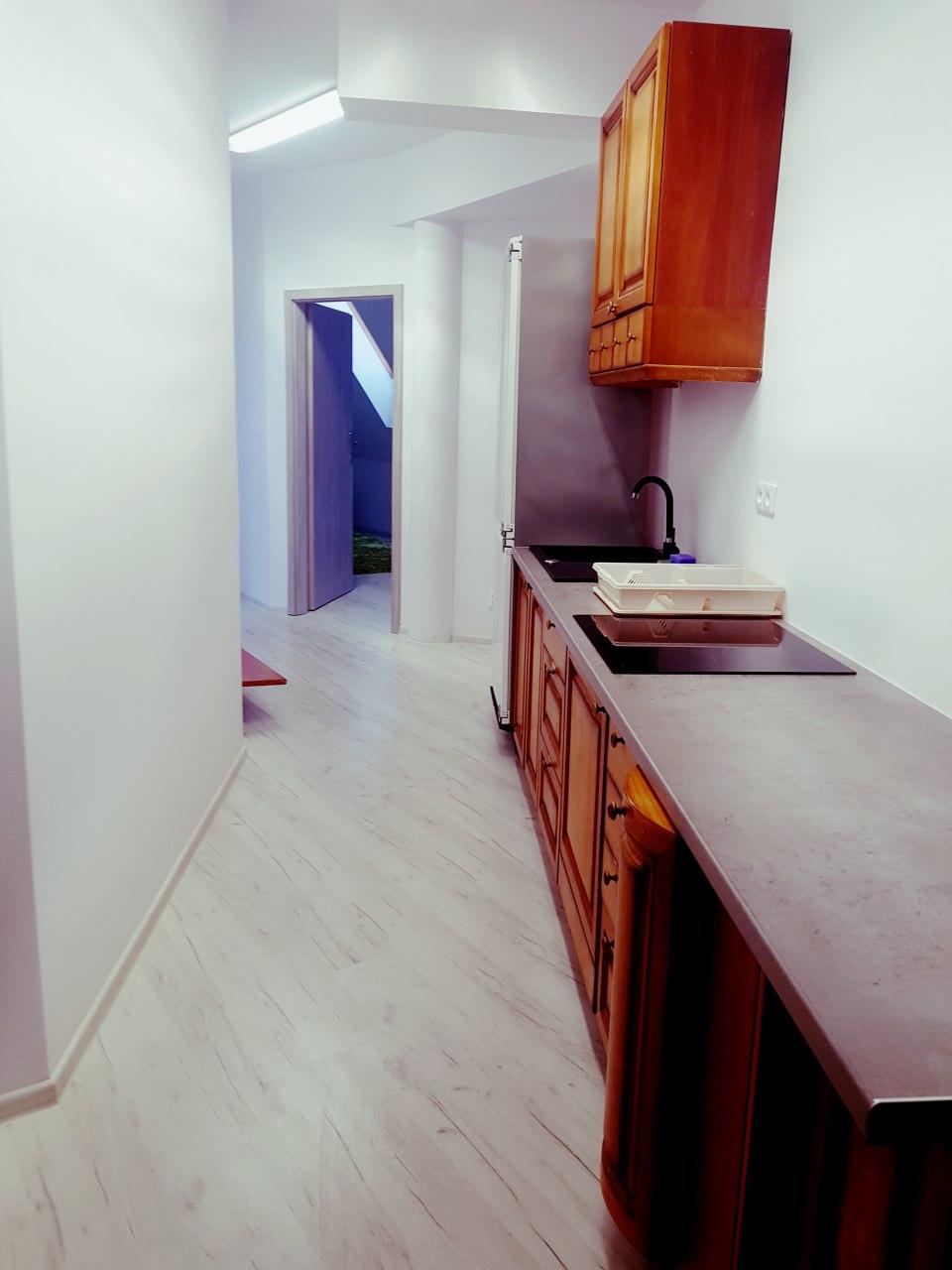 Mieszkanie 3, kuchnia