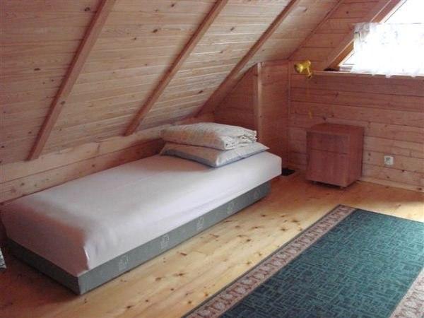 Komfortowy domek z kominkiem - łódź wiosłowa gratis