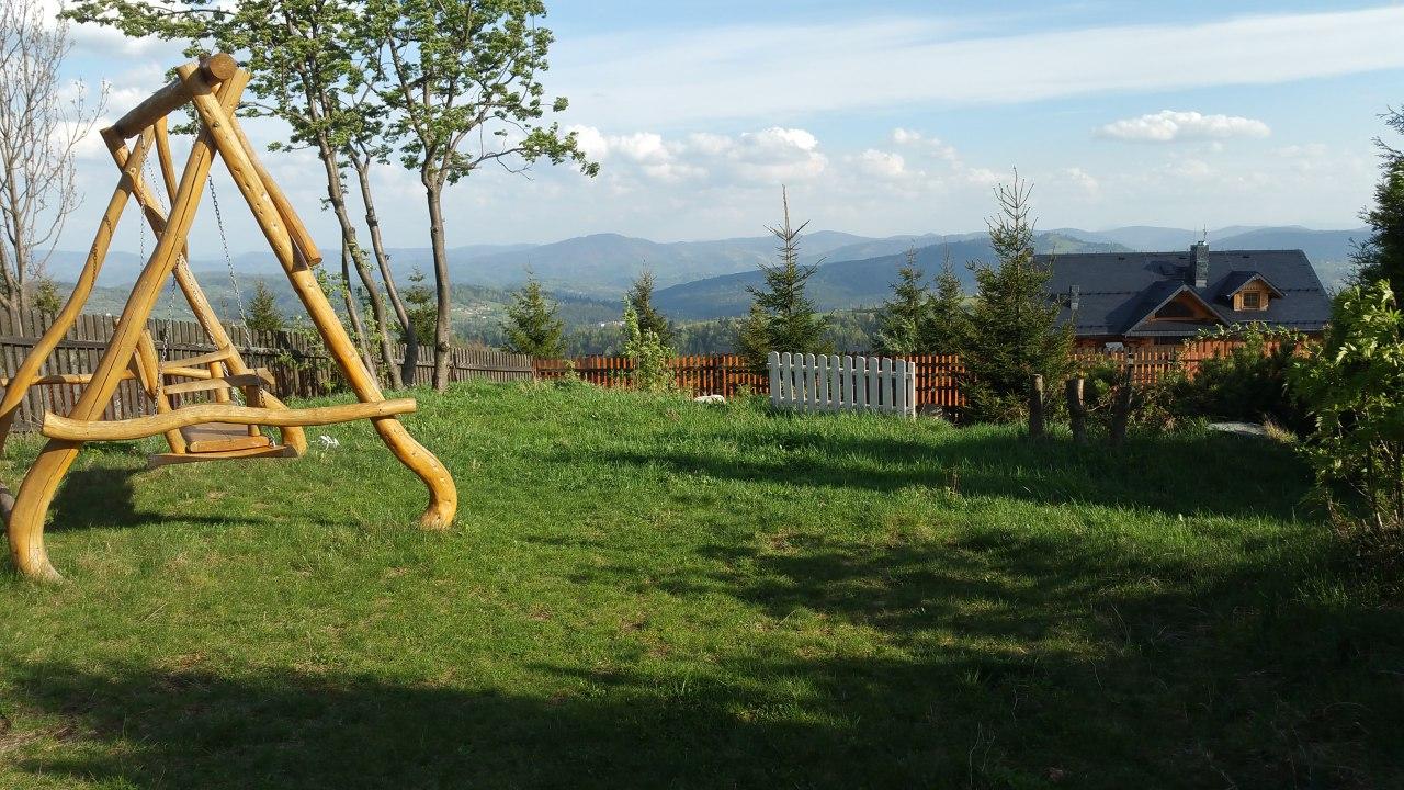 Wybitny Domek w Górach do Wynajęcia, Koniaków 965, Istebna - Domki RC78