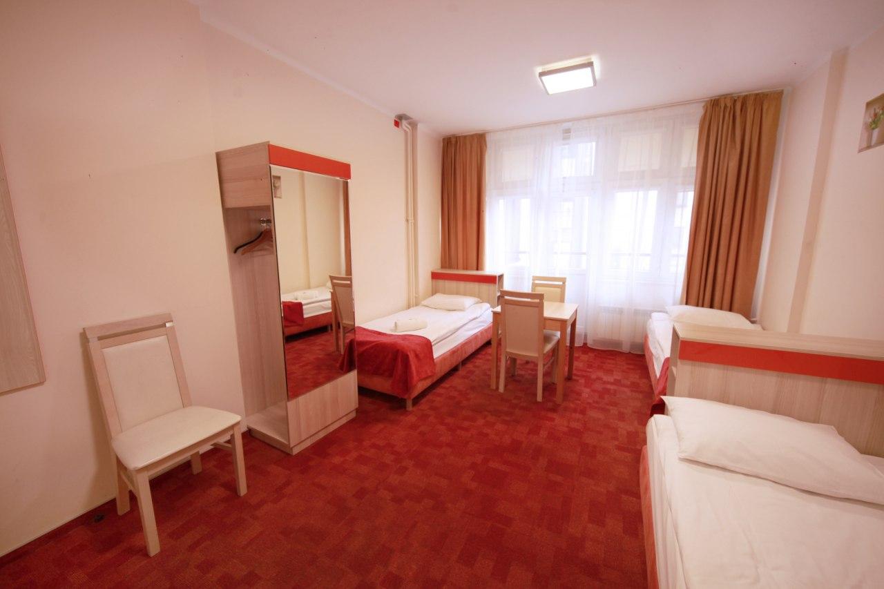 Pokój 3os bez łazienki