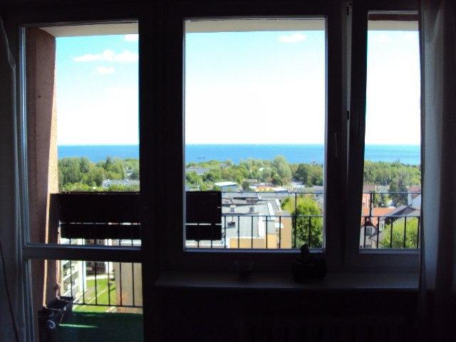 Mieszkanie z widokiem na zatoke