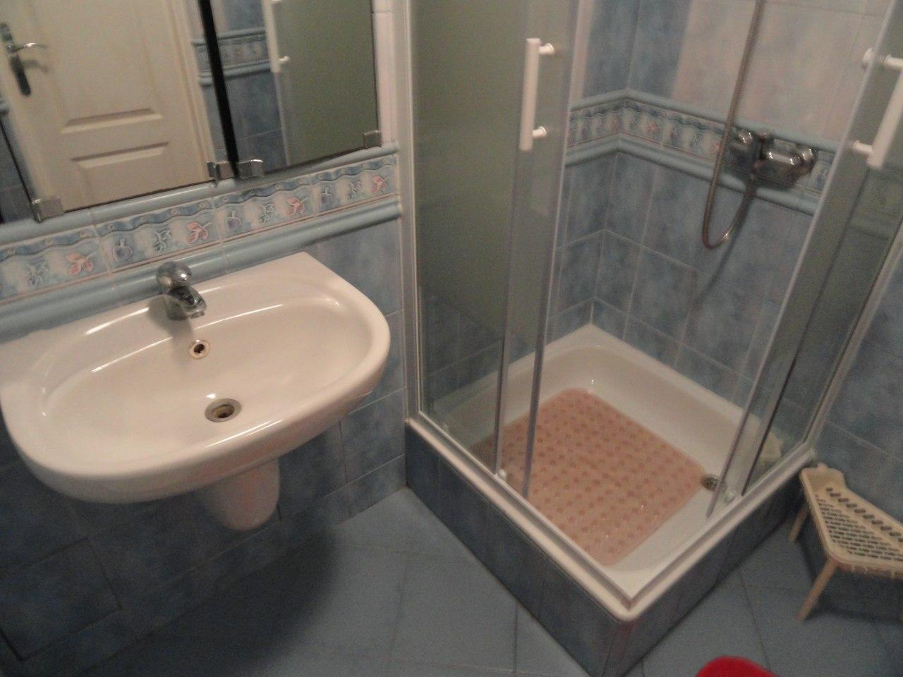 łazienka w pokoju nr 5