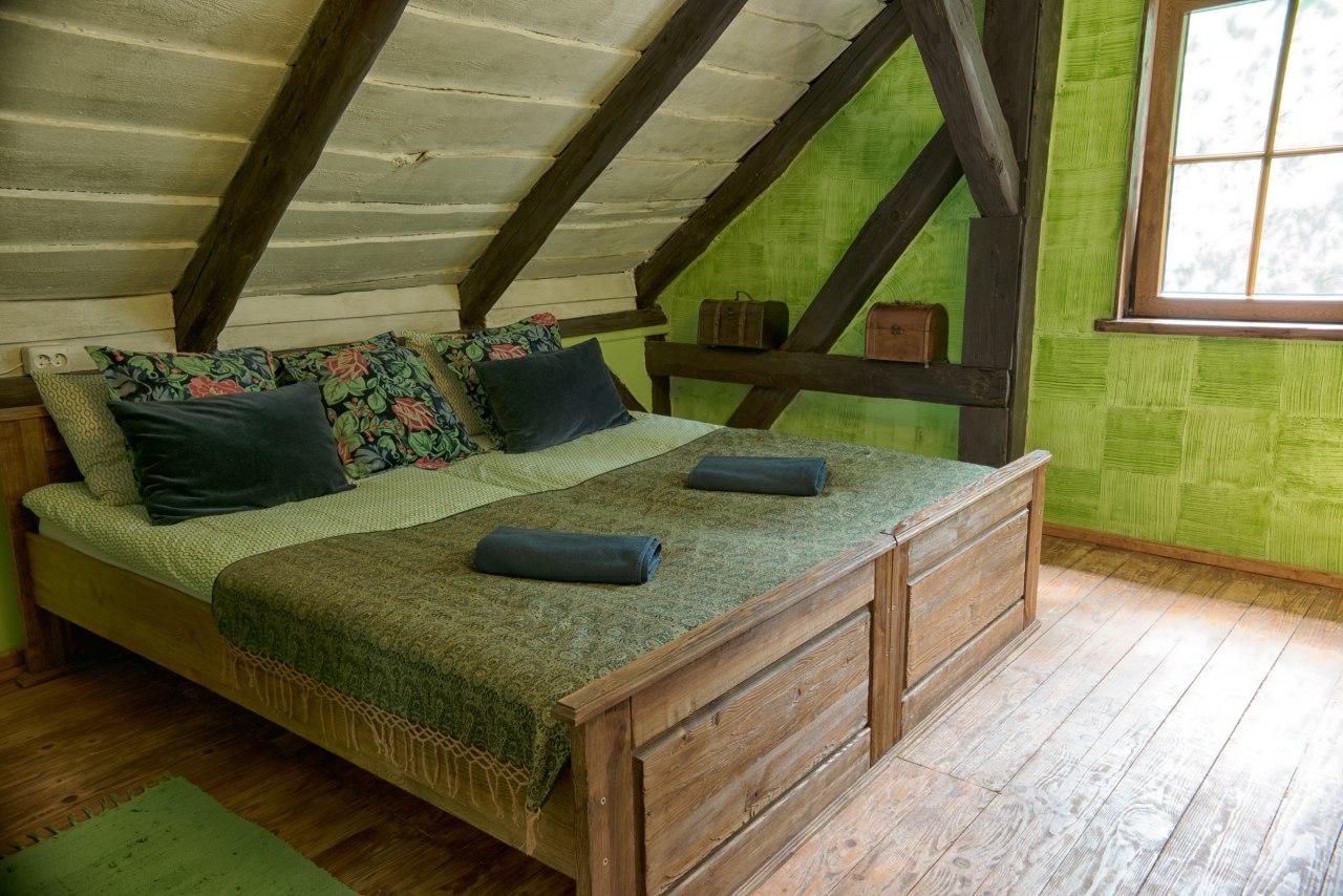 Sypialnia Leśniczówka