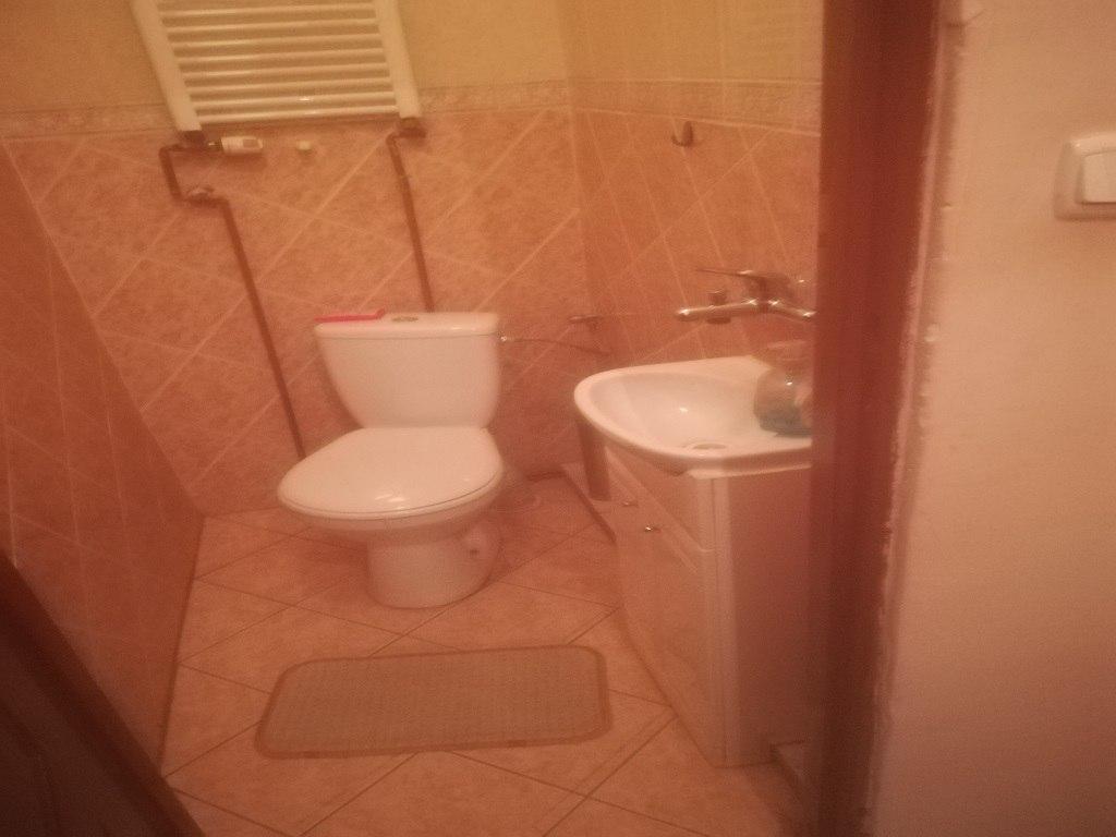 wc na parterze