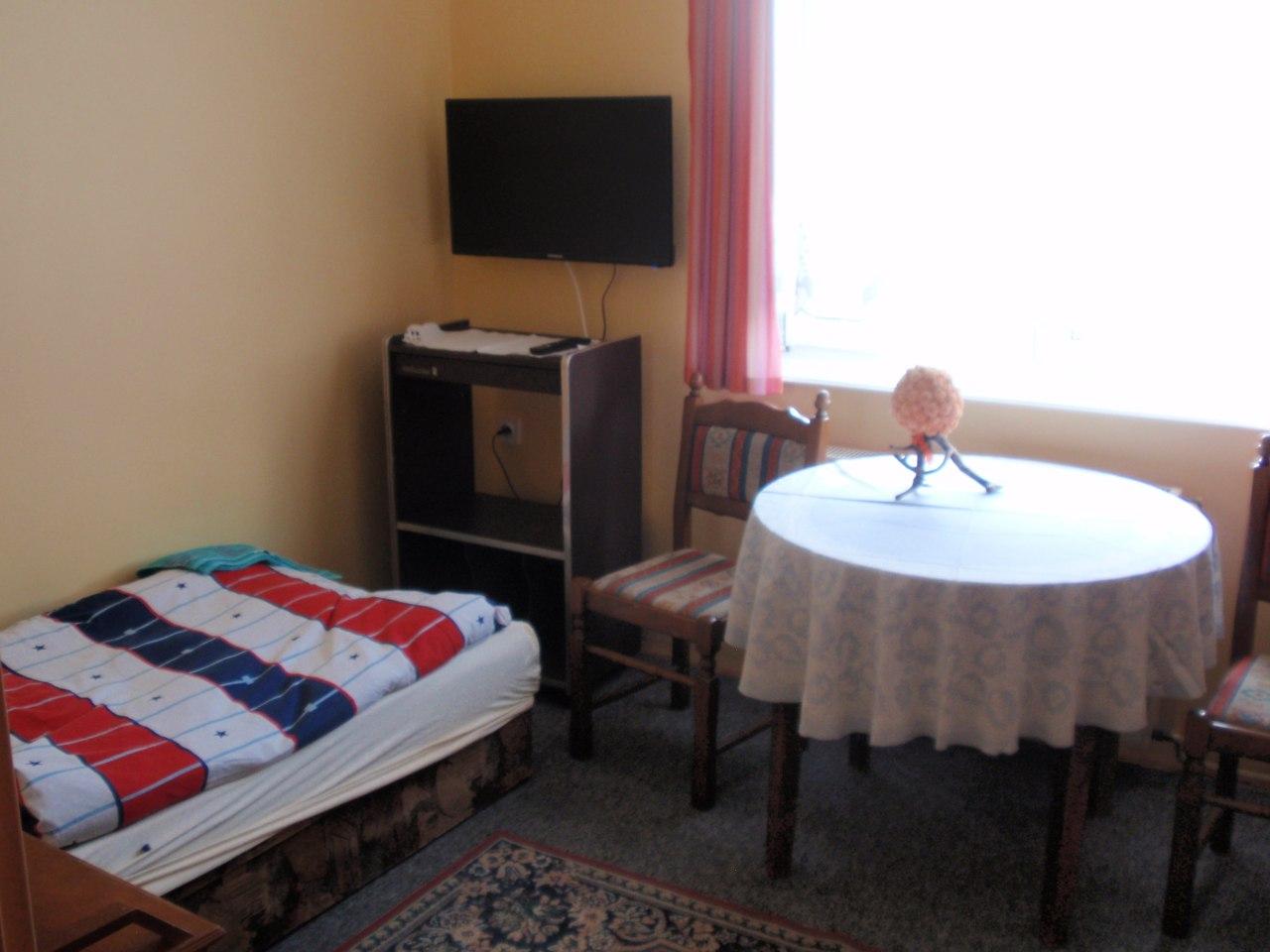 Pokój z dwoma oddzielnymi łóżkami
