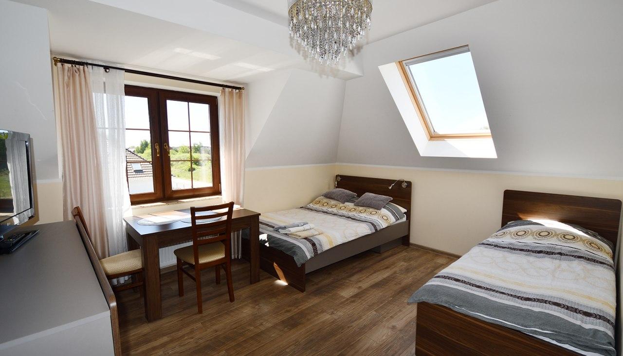 pokój w apartamencie 2-pokojowym