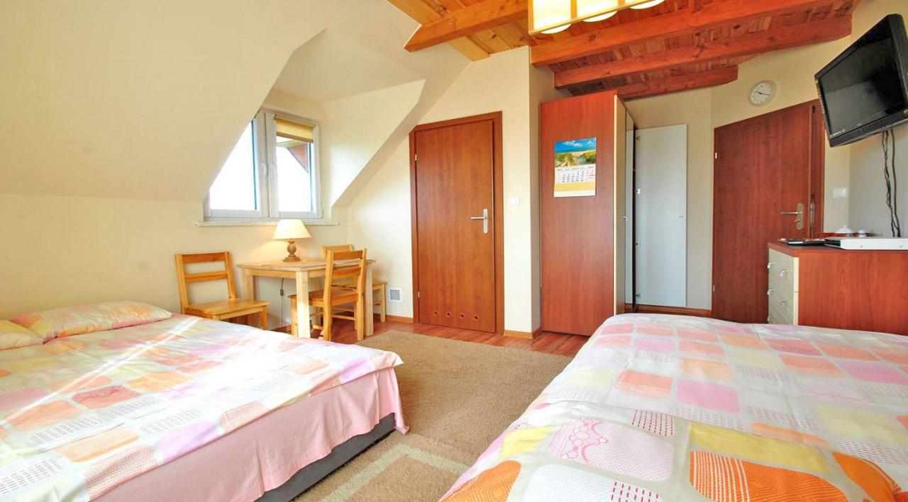 pokój nr2 4os z łazienką