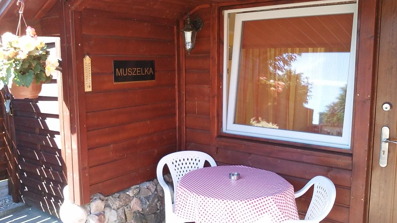 """Domek """"Muszelka"""" 2 os."""