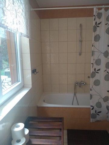 Chata Drwala - łazienka