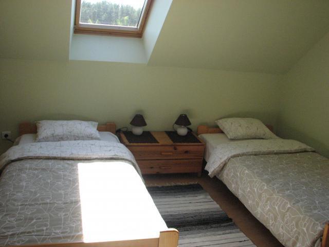 Duży Dom - sypialnia