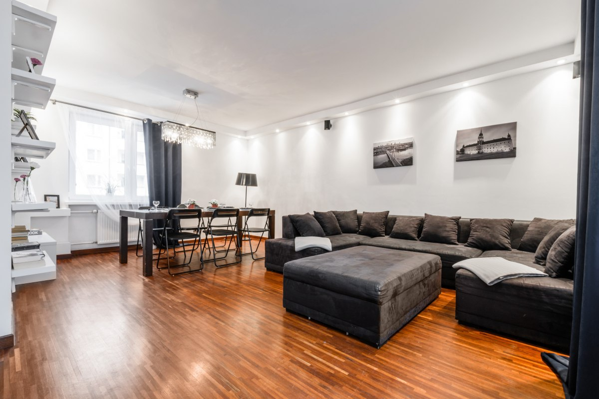 Apartament ul. Hoża