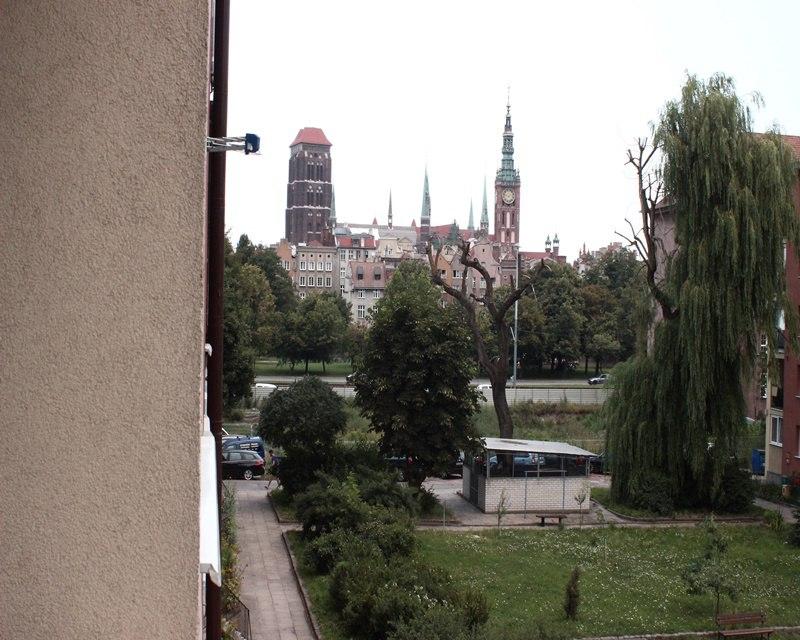 Mieszkanie w centrum