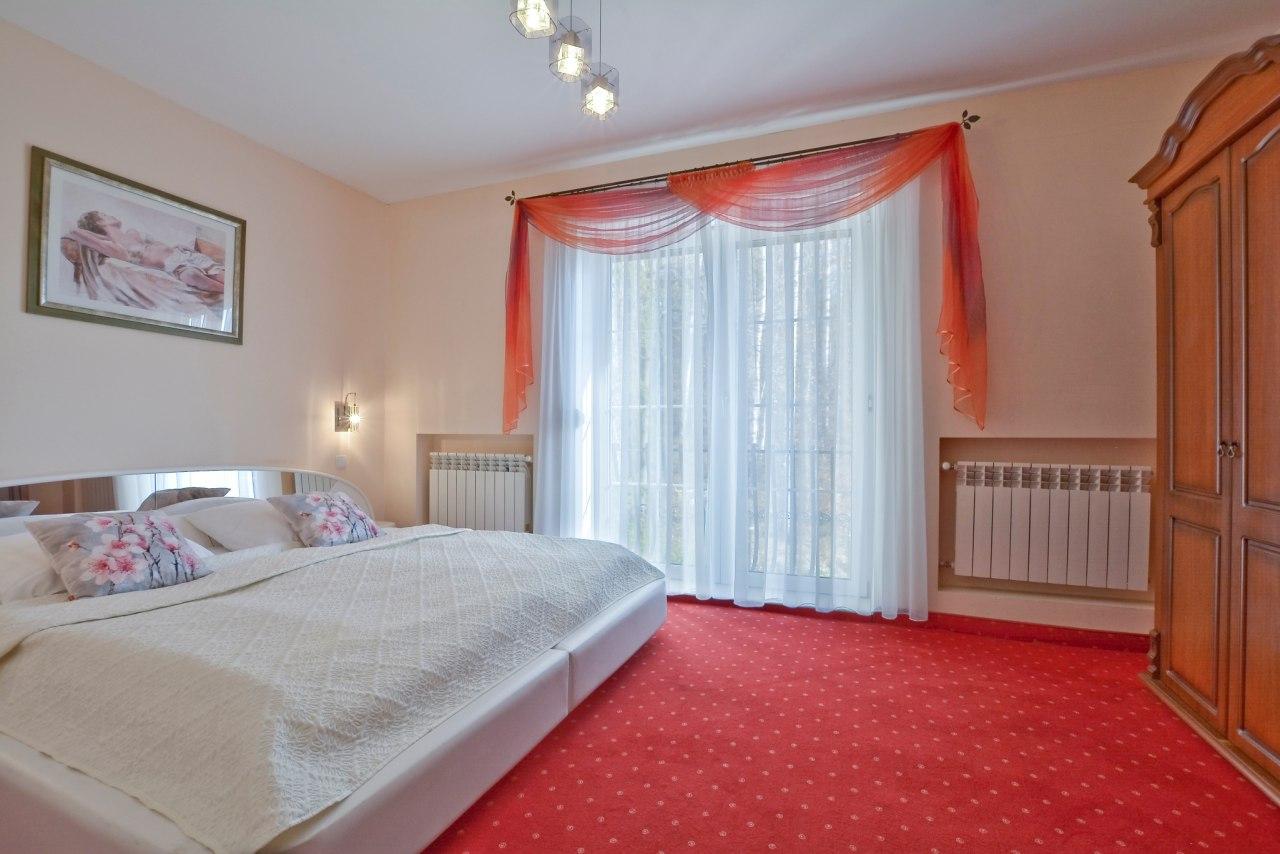 Apartament Carmen Nr.10 sypialnia