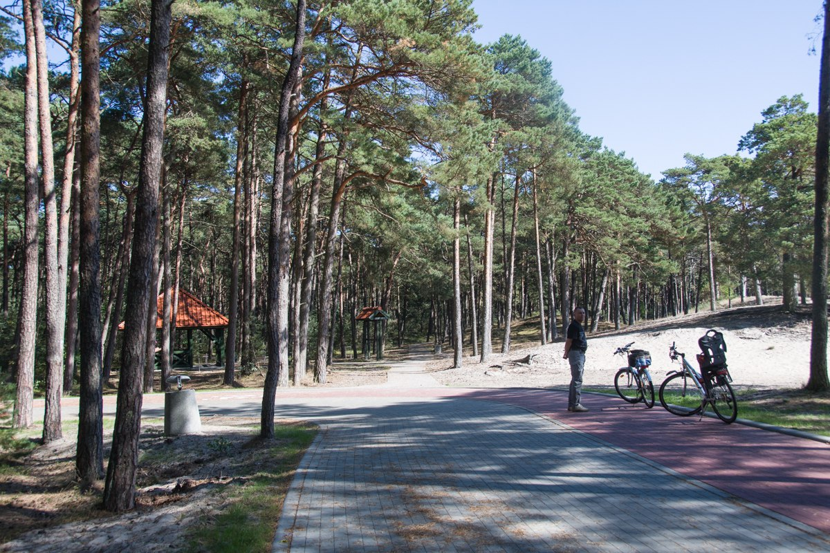 fantastyczne ścieżki rowerowe