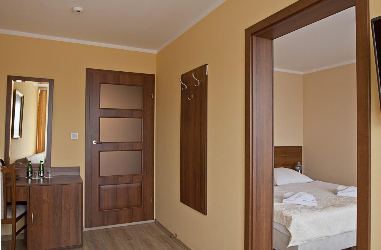 Apartament pokój dzienny