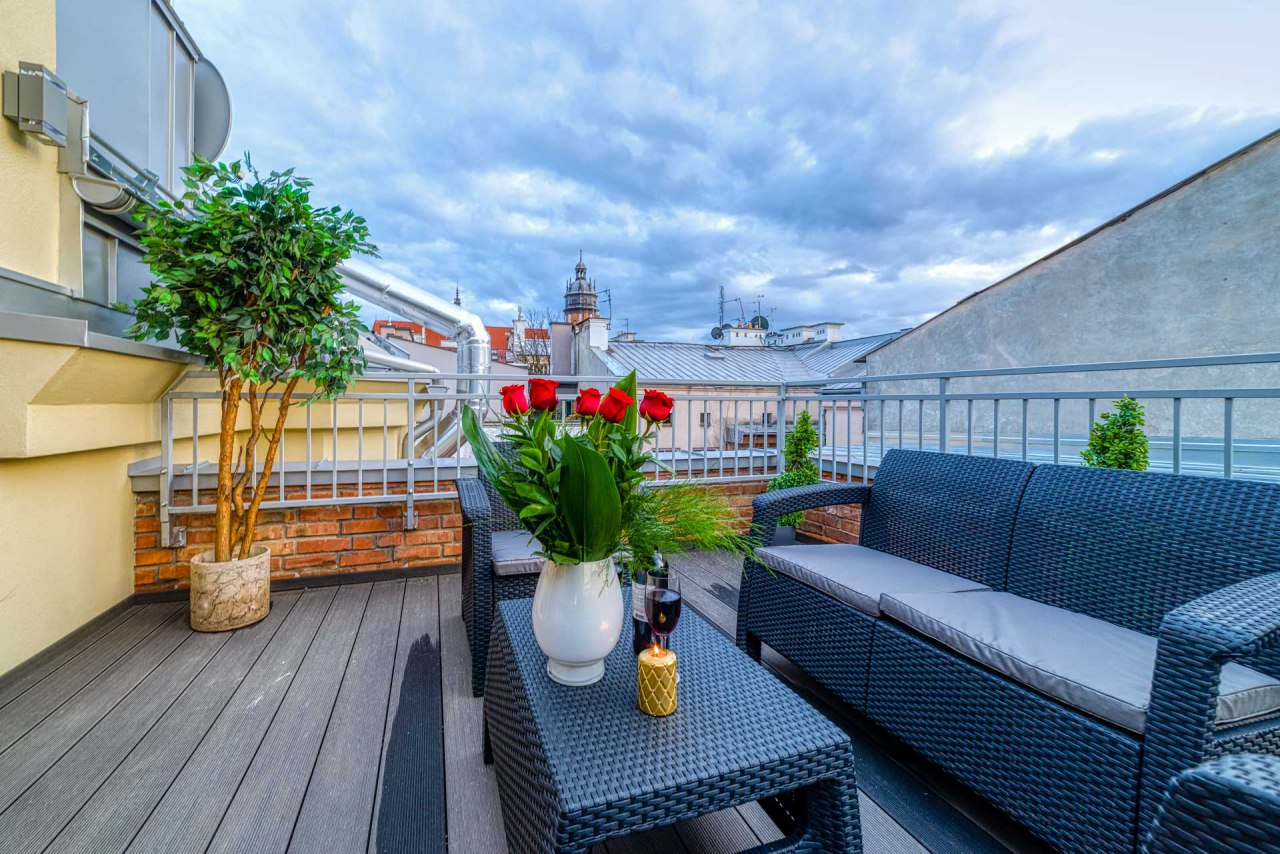 Pokój Top Romantic - Aparthotel Delta Boutique