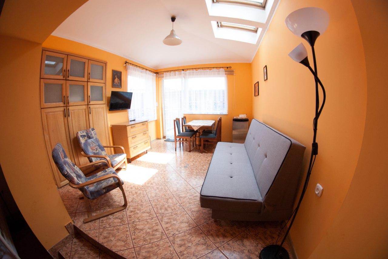 5-pokój rodzinny 4-6os z tarasem