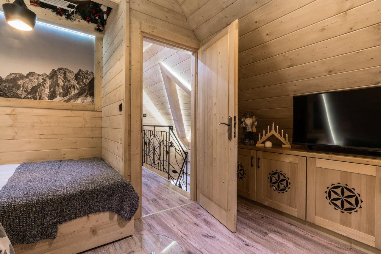 Sypialnia czteroosobowa