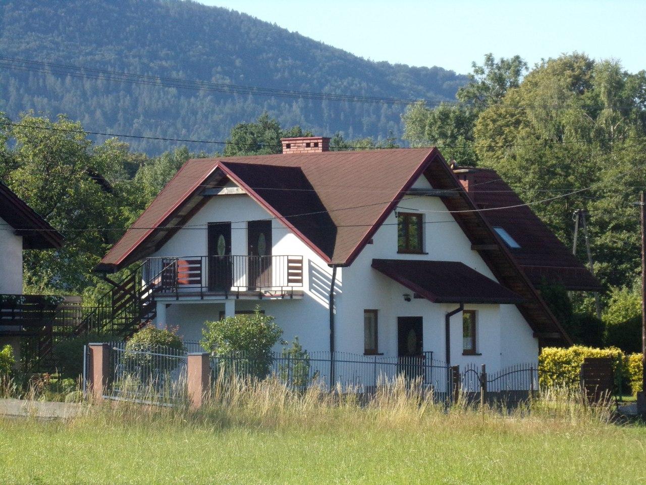 Domek pod lipowskim groniem
