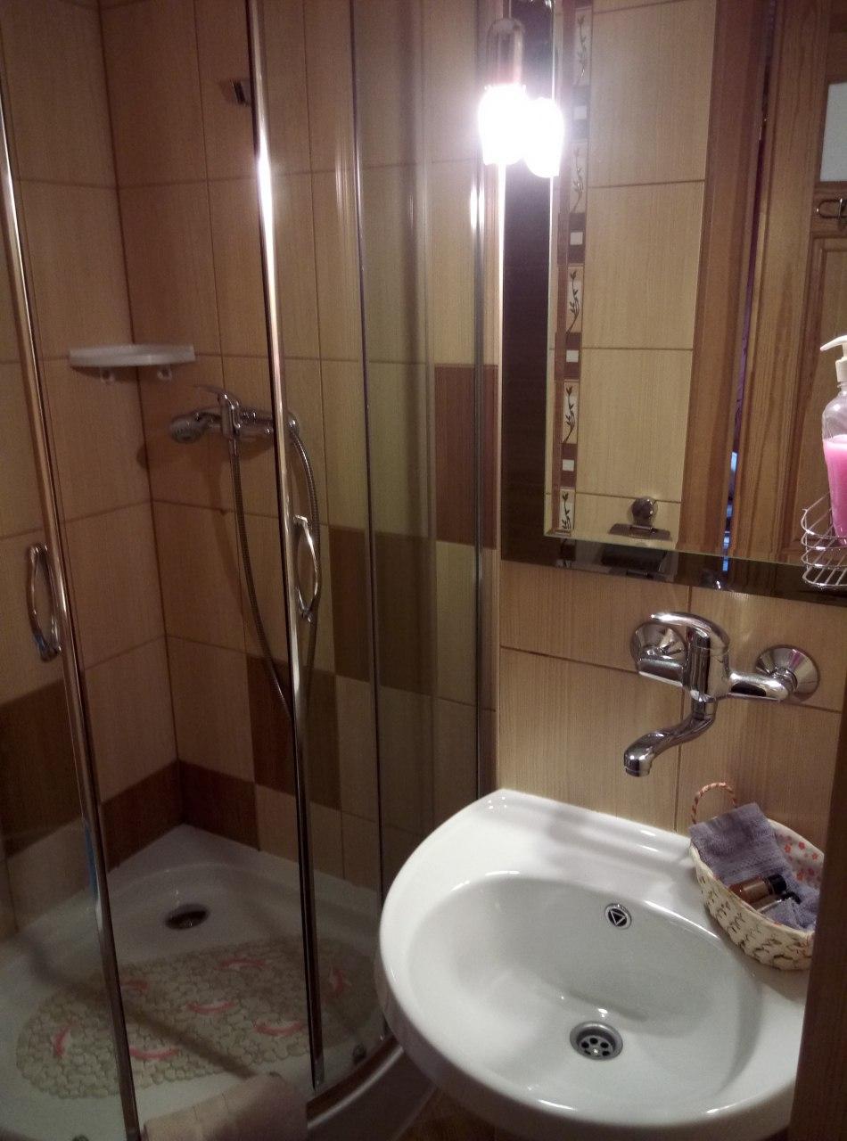 łazienka 6 - pokój dwuosobowy