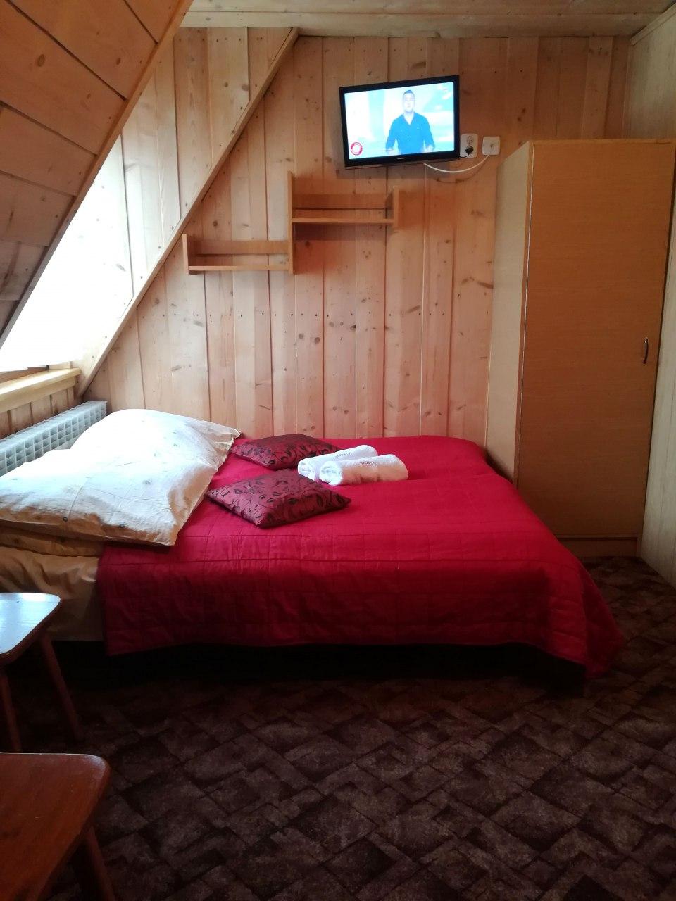 Dom wczasowy Promyk centrum narciarstwa