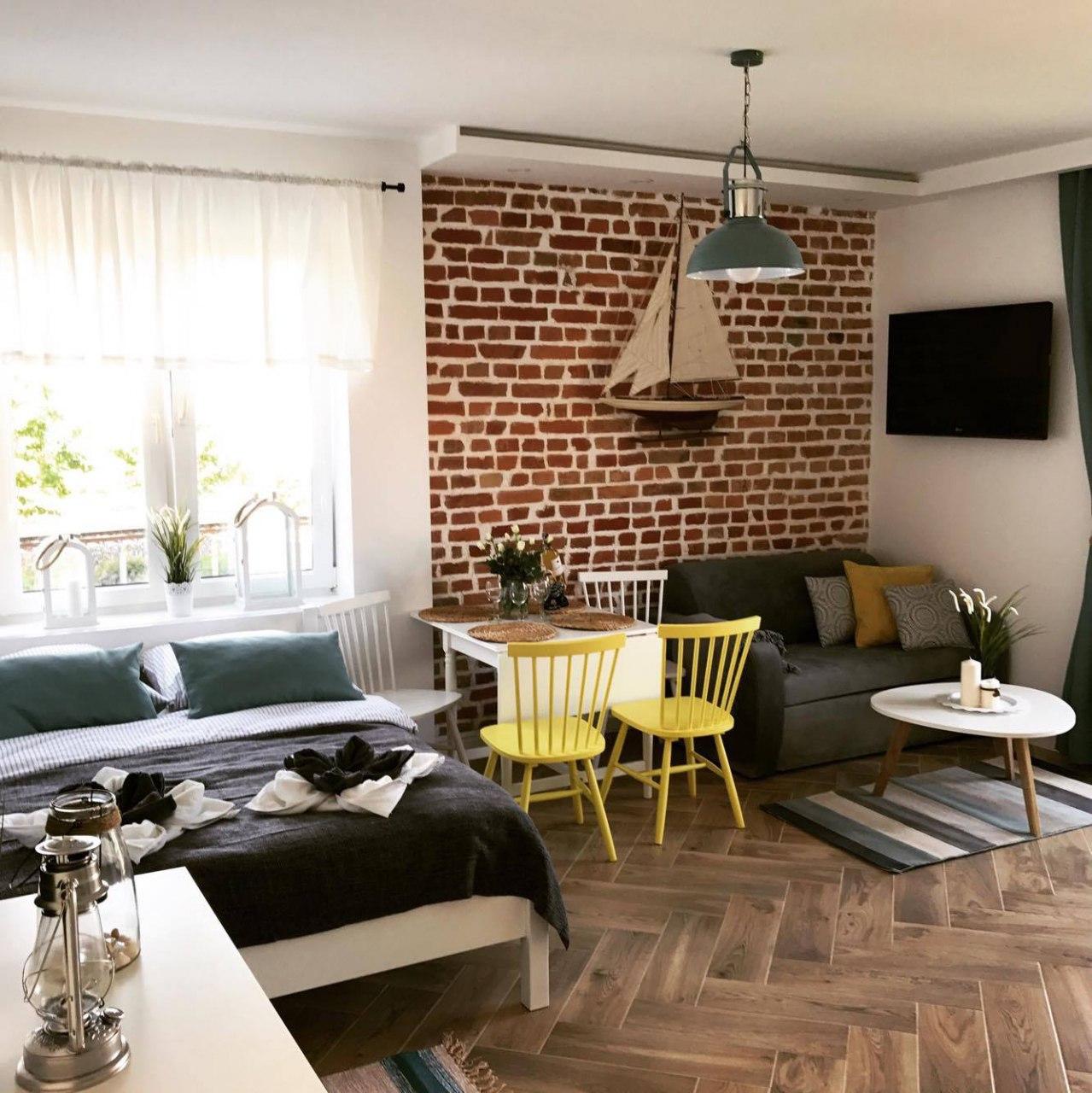 Apartament Kapitański Władysławowo