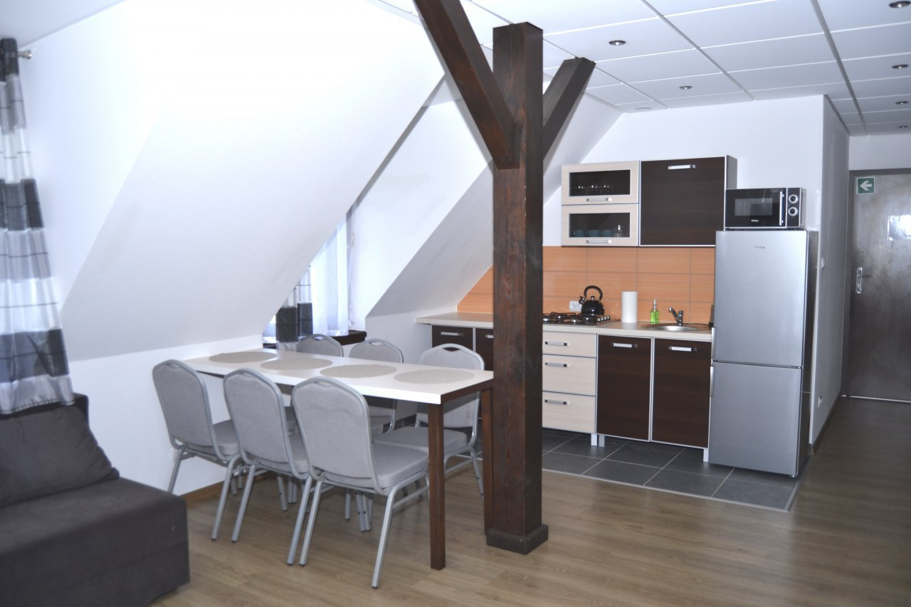 Apartament górny - Dolina Bielika