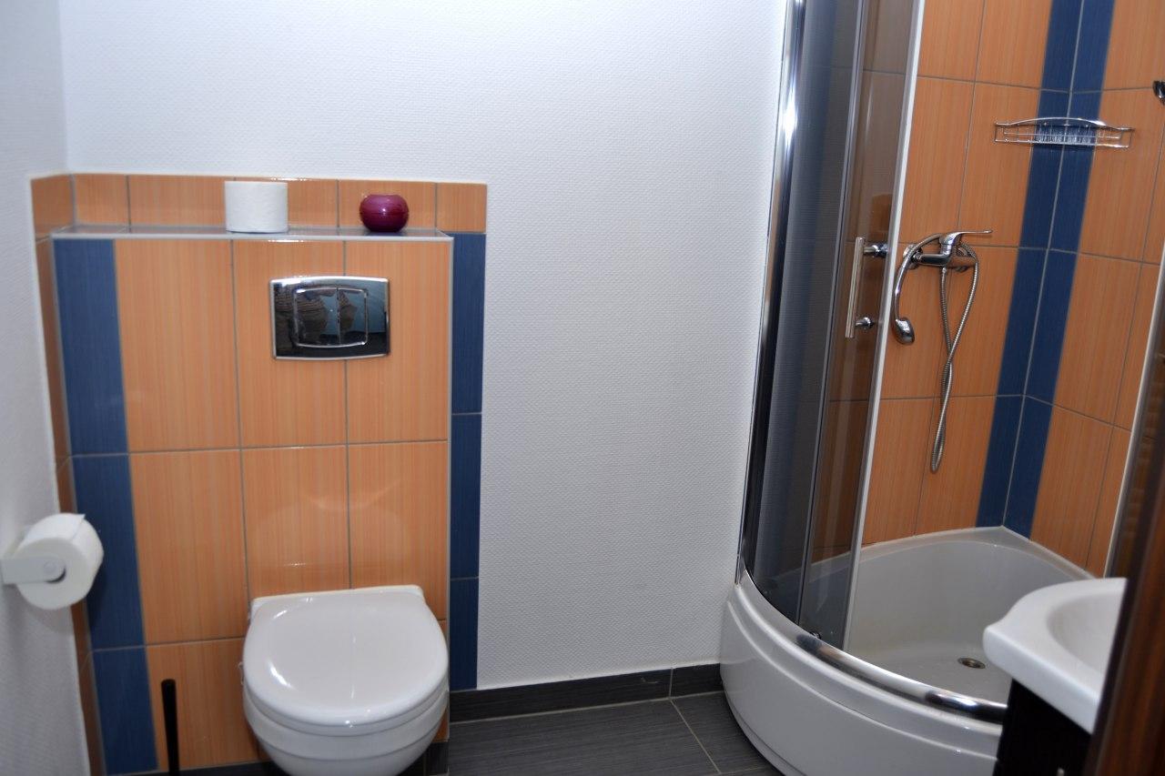 Łazienka pokój 2-osobowy - Dolina Bielika