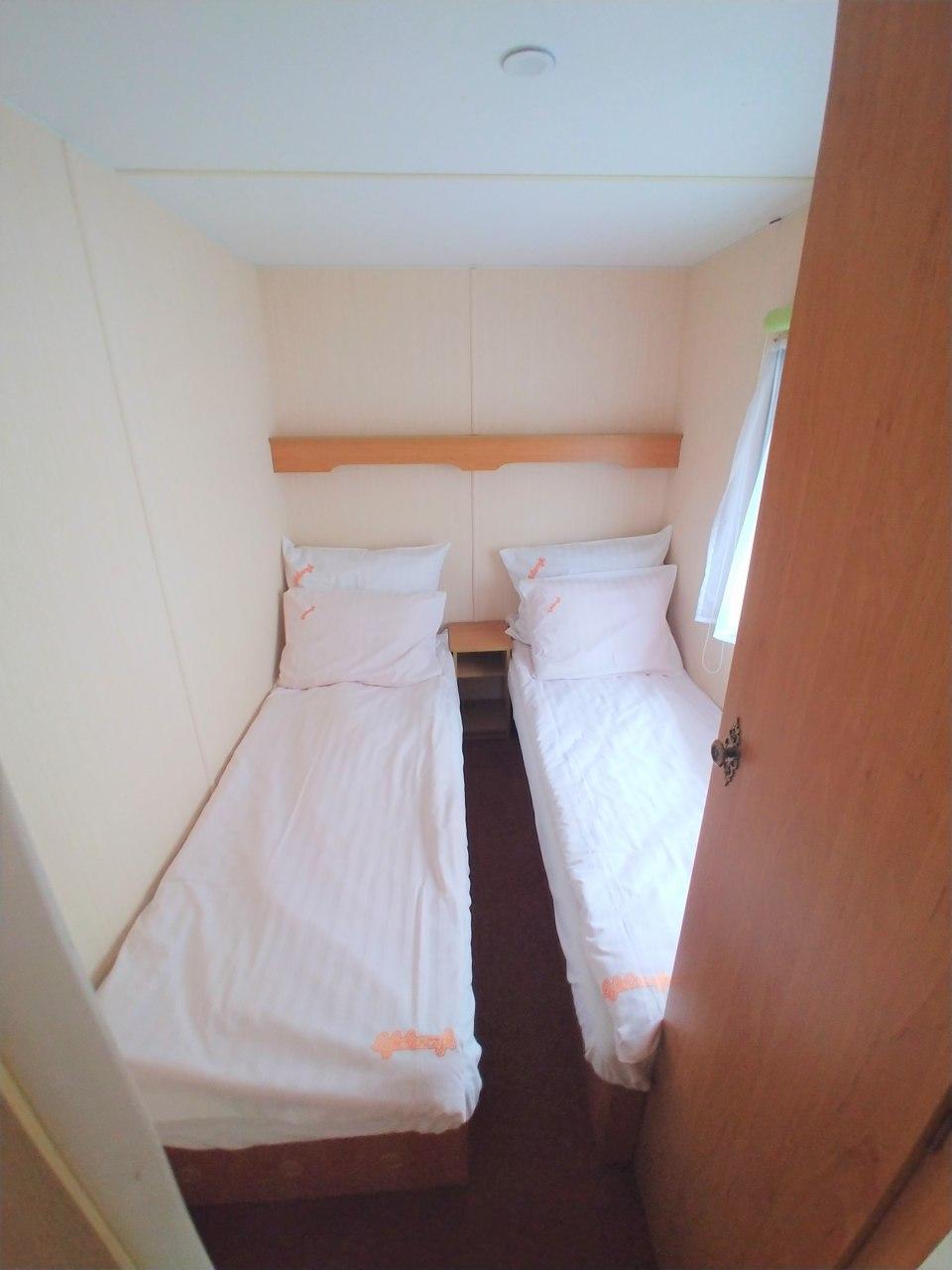 Domek holenderski- sypialnia