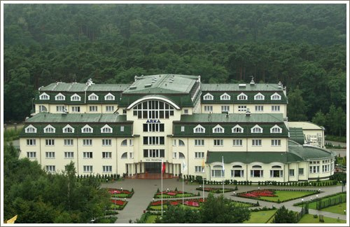 Dom Pielgrzyma Arka Ul Klasztorna 4 Lichen Stary Hotele Lichen