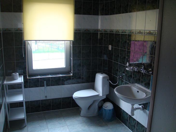 Dom - łazienka
