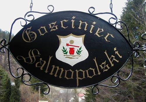 Gościniec Salmopolski