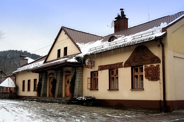 Pokoje Gościnne Na Brzegu