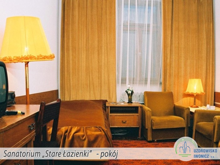 Stare łazienki Pl Karola I Józefa 3 Iwonicz Zdrój