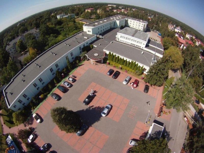 Hotel Boss Ul żwanowiecka 20 Warszawa Hotele Warszawa E