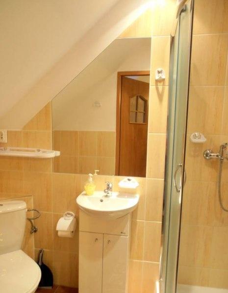 Pokój 2-osobowy - łazienka
