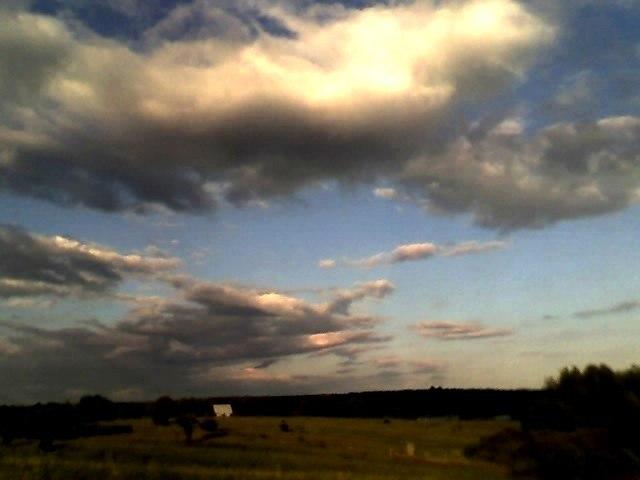 Widok od zachodu
