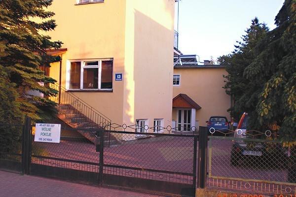 pokoje gościnne Siedem Światów - Jantar