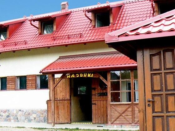 Hajduki - Ośrodek Nauki Jazdy Konnej I Wypoczynku