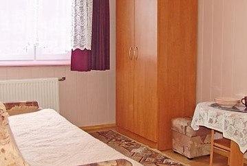 pokoje w domu wakacyjnym