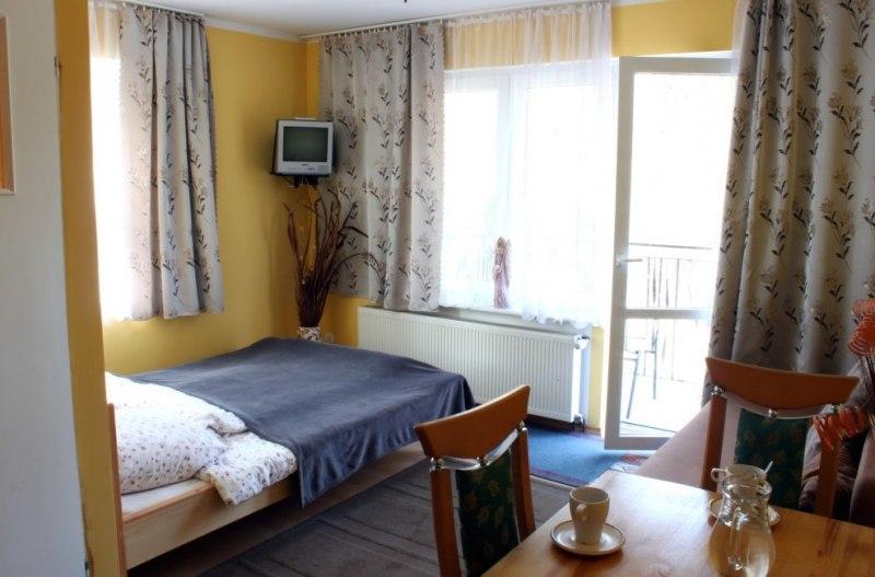 pokój nr 6 z balkonem